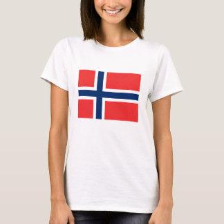 Norwegian Flag T-Shirt