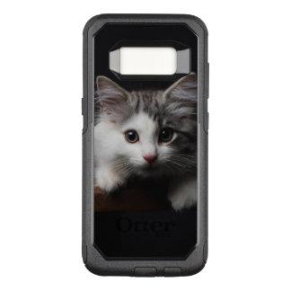 Norwegian Forest Kitten OtterBox Commuter Samsung Galaxy S8 Case