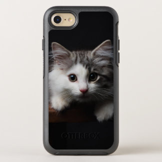 Norwegian Forest Kitten OtterBox Symmetry iPhone 7 Case
