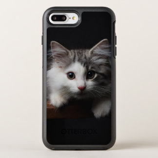 Norwegian Forest Kitten OtterBox Symmetry iPhone 8 Plus/7 Plus Case