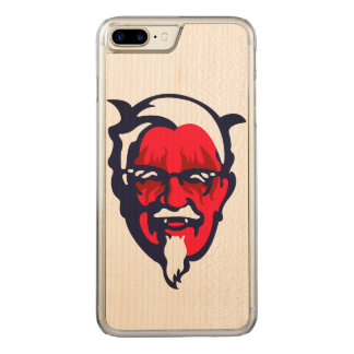 Norwegian Fried Chicken Carved iPhone 7 Plus Case