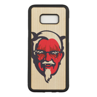 Norwegian Fried Chicken Carved Samsung Galaxy S8+ Case