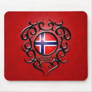 Norwegian Iron Tribal Mouse Pad