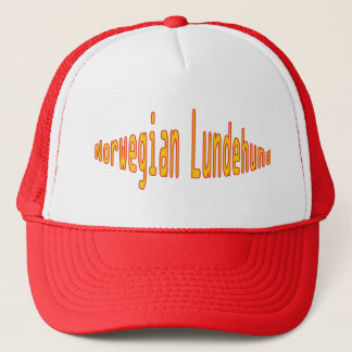 Norwegian Lundehund Trucker Hat