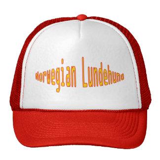 Norwegian Lundehund Trucker Hat