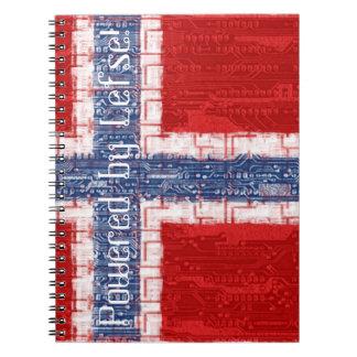 Norwegian Motherboard Theme Notebook