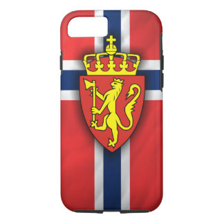 Norwegian Pride iPhone 8/7 Case