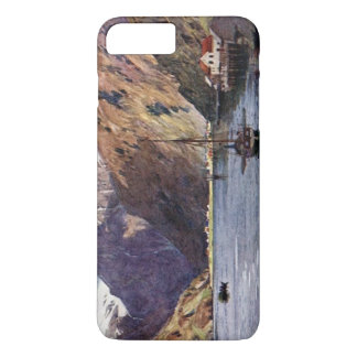 Norwegian river and mountains iPhone 7 plus case