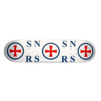Norwegian Society For Sea Rescue, Norway Skate Board Decks