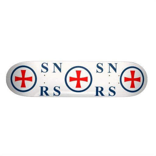 Norwegian Society For Sea Rescue, Norway Skate Board