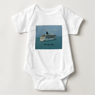 Norwegian Spirit Baby Bodysuit