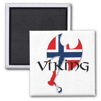 Norwegian Viking Magnet