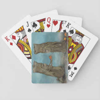 Norwegian Woods Poker Deck