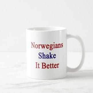 Norwegians Shake It Better Coffee Mug