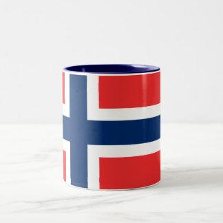 Norweigan Flag Mug