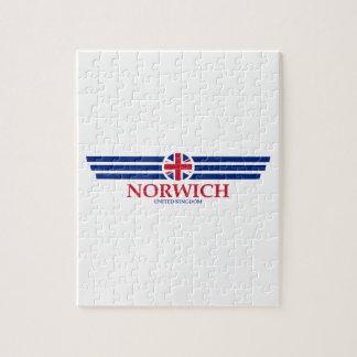 Norwich Jigsaw Puzzle