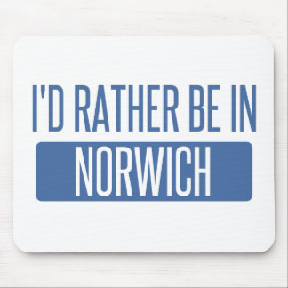 Norwich Mouse Pad
