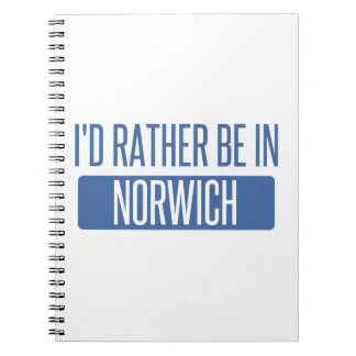 Norwich Notebooks