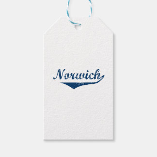 Norwich Pack Of Gift Tags