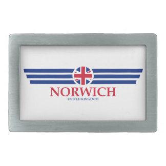 Norwich Rectangular Belt Buckles