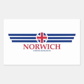 Norwich Sticker
