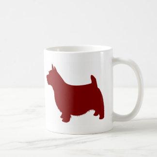 Norwich Terrier Basic White Mug