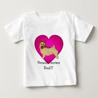 Norwich Terrier - Body left Tshirt
