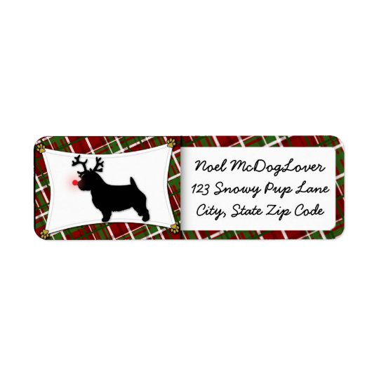 Norwich Terrier Christmas