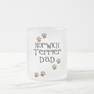 Norwich Terrier Dad for Norwich Terrier Dog Dads Mugs