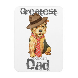Norwich Terrier Dad Magnet