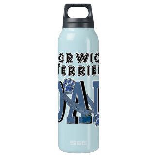 Norwich Terrier DAD SIGG Thermo 0.5L Insulated Bottle