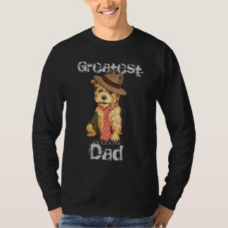 Norwich Terrier Dad T Shirts