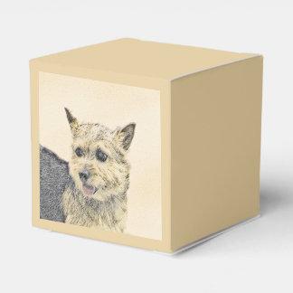 Norwich Terrier Favor Box