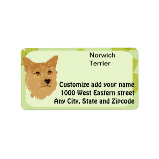 Norwich Terrier ~ Green Leaves Designs