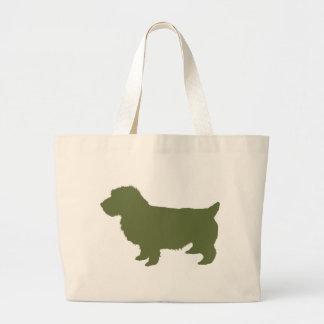 Norwich Terrier Jumbo Tote Bag