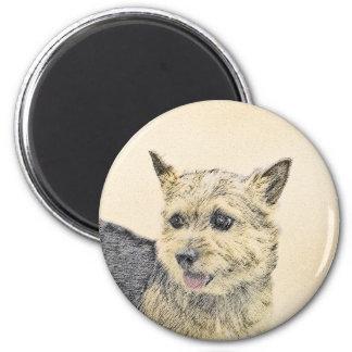 Norwich Terrier Magnet