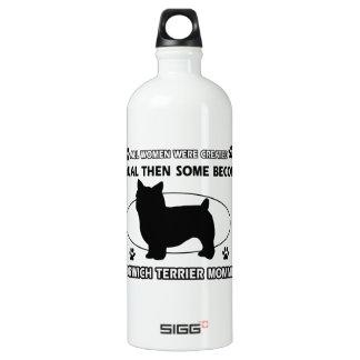 Norwich Terrier Mommy Designs SIGG Traveler 1.0L Water Bottle