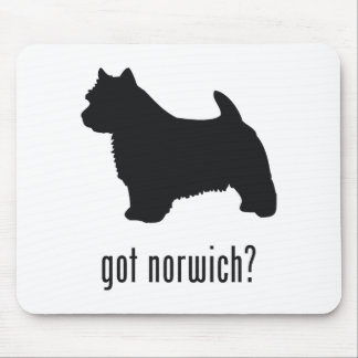 Norwich Terrier Mouse Pad
