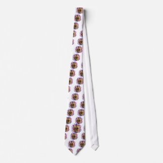 Norwich Terrier Patriot Tie