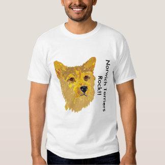 Norwich Terrier - Portrait Shirts