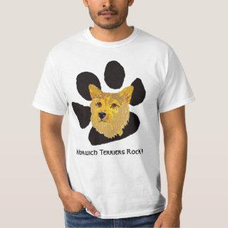 Norwich Terrier - Portrait T Shirt