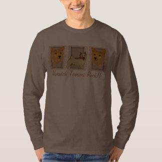 Norwich Terrier - Portrait T-shirt