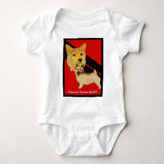 Norwich Terrier - Portrait T-shirts