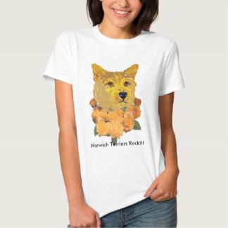 Norwich Terrier - Portrait Tees