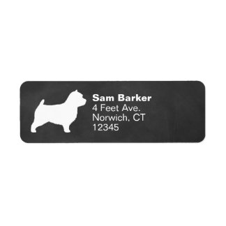 Norwich Terrier Silhouette