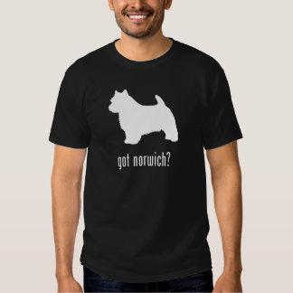 Norwich Terrier Tshirt
