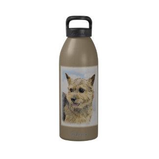 Norwich Terrier Water Bottles