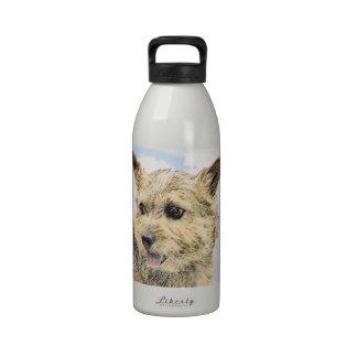 Norwich Terrier Drinking Bottle