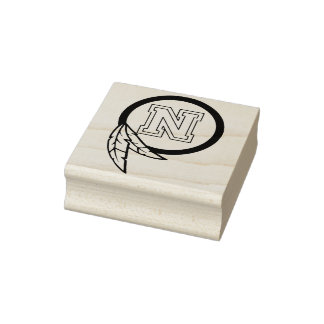 Norwood Indians High School ohio Rubber Stamp
