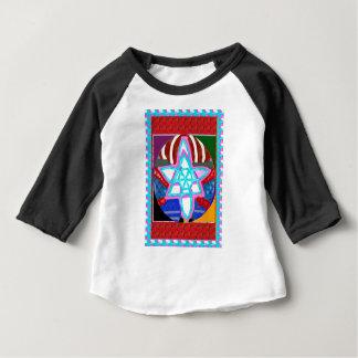 NOSA Karuna Reiki Graphic Healing Symbol Baby T-Shirt